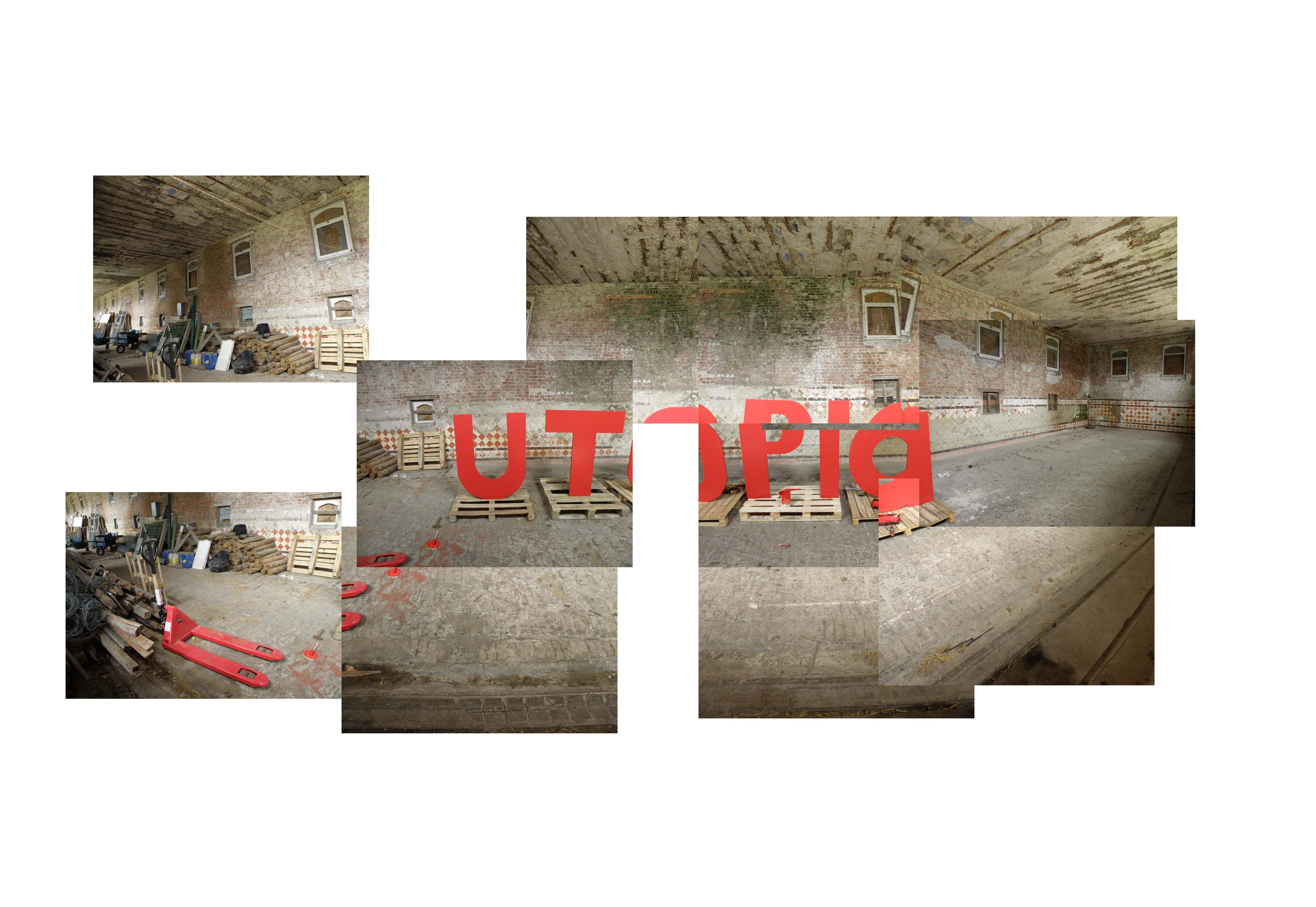 utopia hockneyed